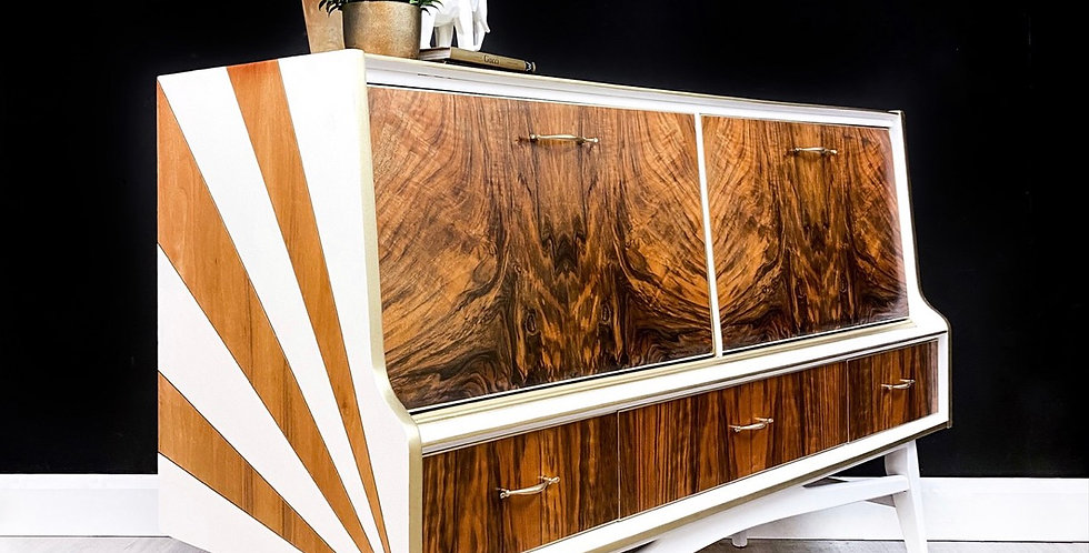 Stella Drinks Cabinet - Cocktail sideboard