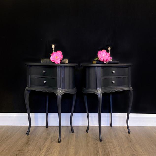 Clara & Belle Bedside Tables