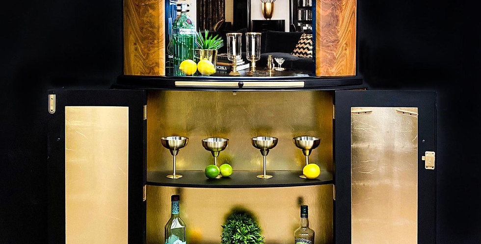 Hugo Cocktail Bar and Drinks Cabinet