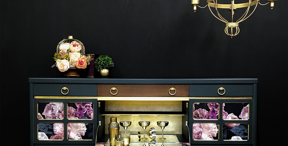 """Envy"" Drinks Cabinet Sideboard"