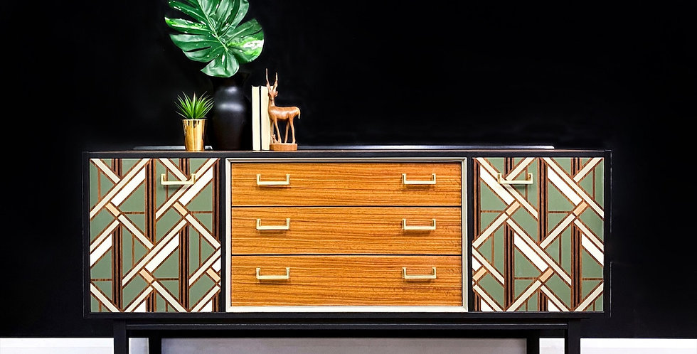 Baby G Sideboard and Drinks Cabinet- G Plan