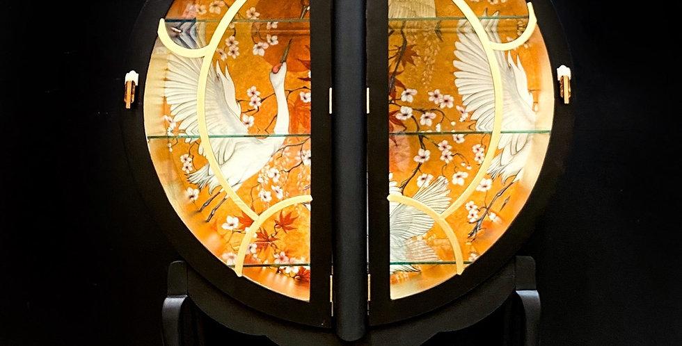 Lotus Rising Display Cabinet