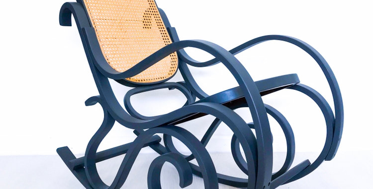 Gerr Bentwood Style Rocking Chair