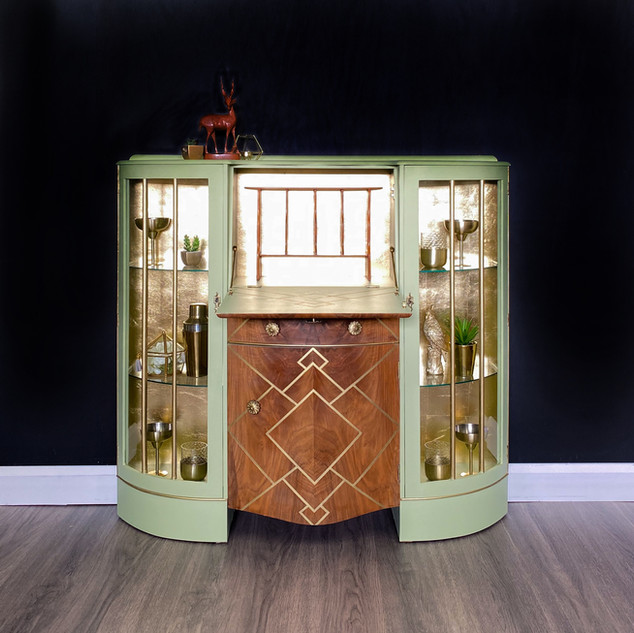 Deco Darcy Drinks Cabinet