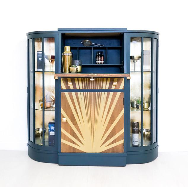 D-D Drinks Cabinet
