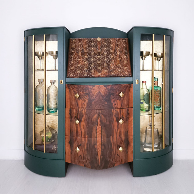 The Gatsby Drinks Cabinet