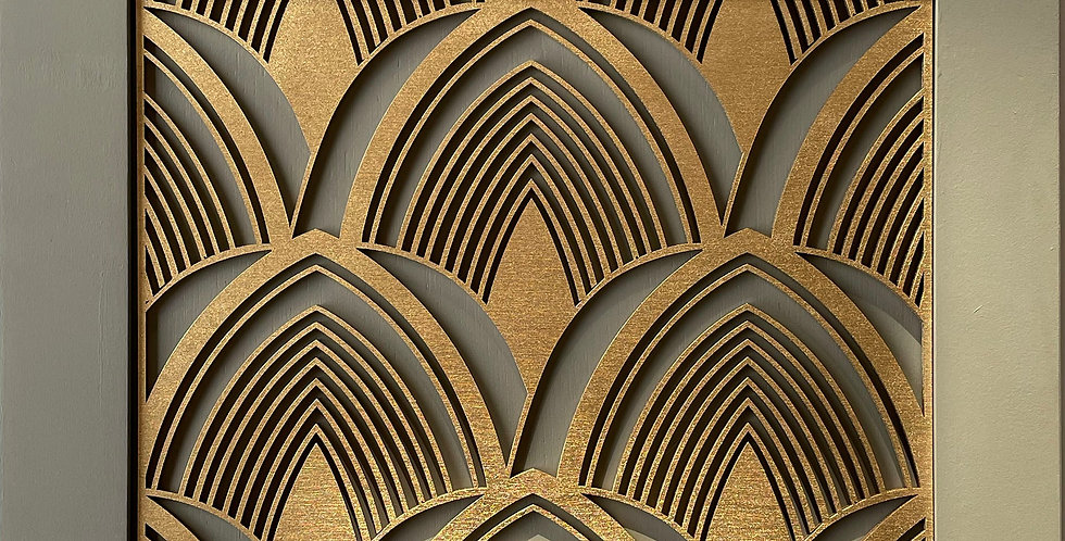 Liberty Deco Wooden Onlay