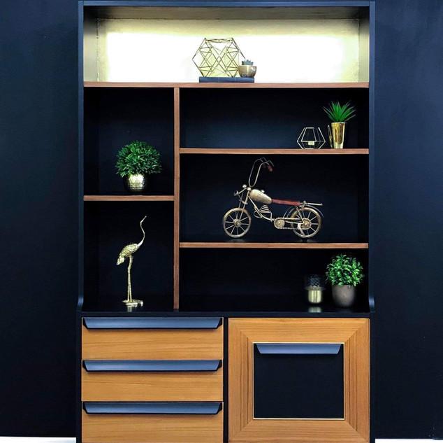 Igor MCM Bookcase