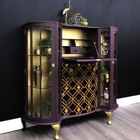 Jasmin Drinks Cabinet
