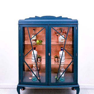 Little Miss Deco Drinks Cabinet