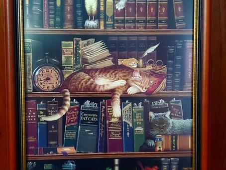 Have Books Will Decorate