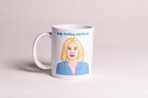 Holy Forking Shirtballs  | Character Mug