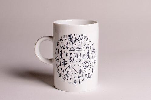 Stay Wild  | Mug