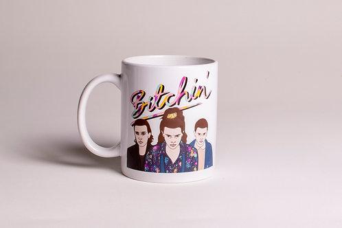 Bitchin' | Character Mug
