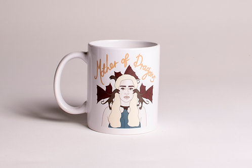 Mother of Dragons | Character Mug