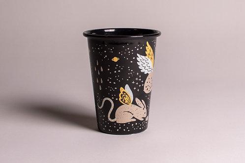 Mystical Tin | Tin Cup
