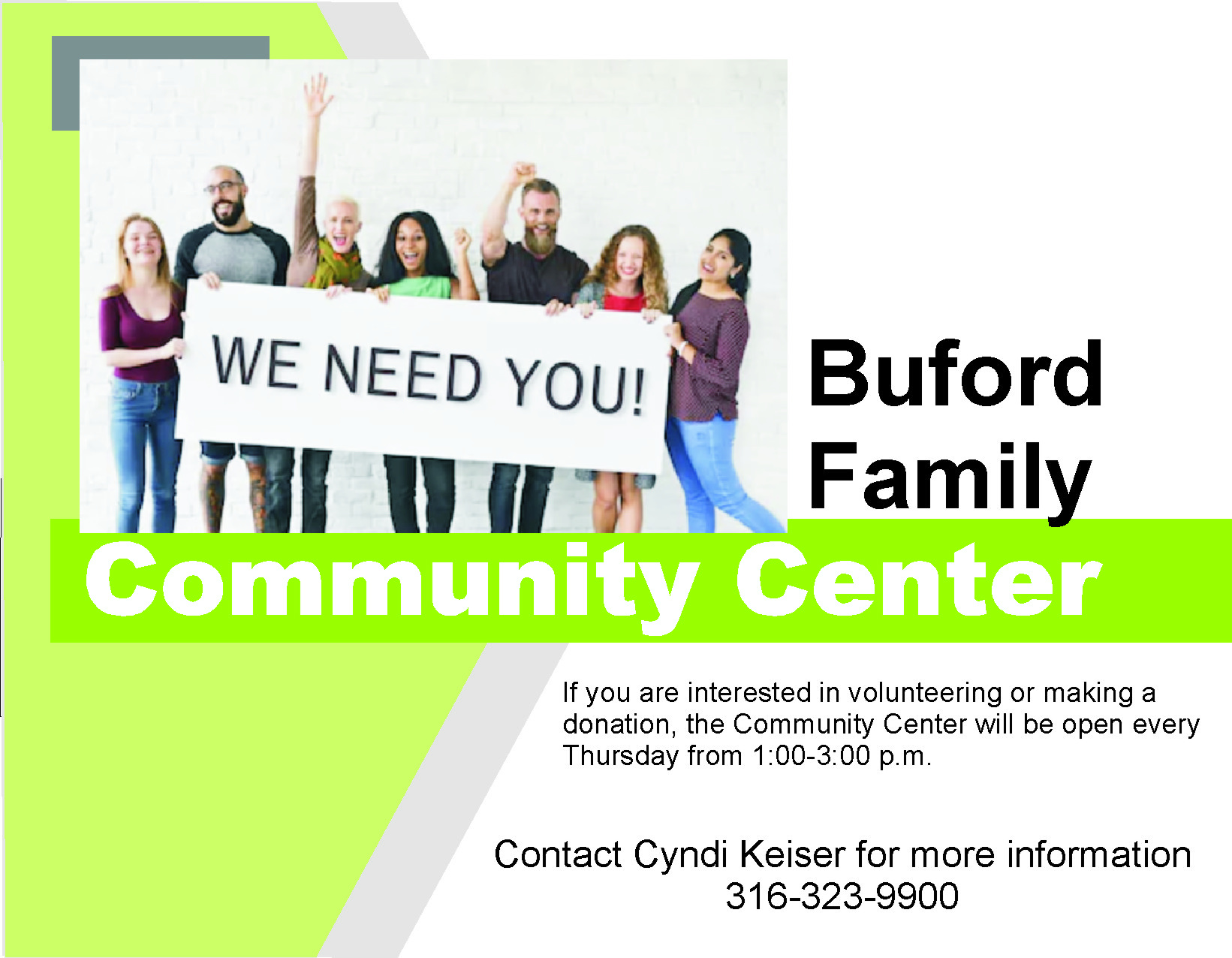 Buford Community Center