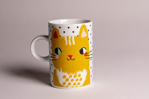 Dottie Cat |  Mug