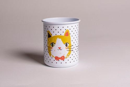 Meow | Tin Cup