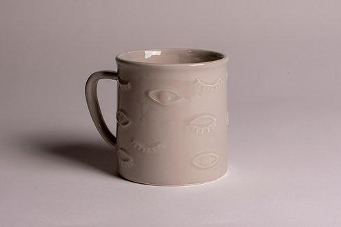 Taupe Eyes | Mug