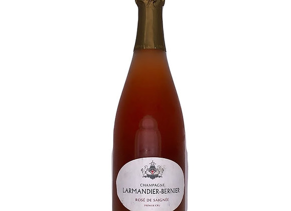 Larmandier-Bernier, Extra Brut, Rosé de Saignée, Vertus