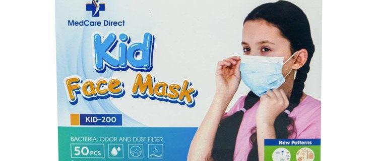 Masque pour le visage pour enfants | 4 couches de protection | Fournisseur