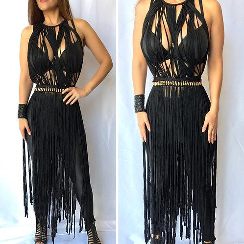 The Festival Fringe Dress