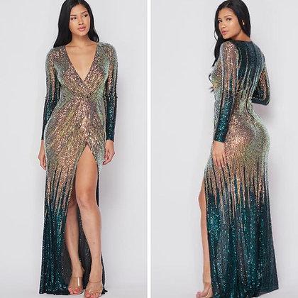 Twilight Iridescent Dress