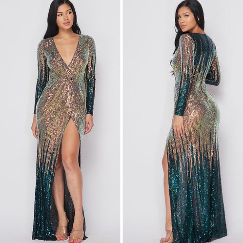 Twilight Iridescent Dress