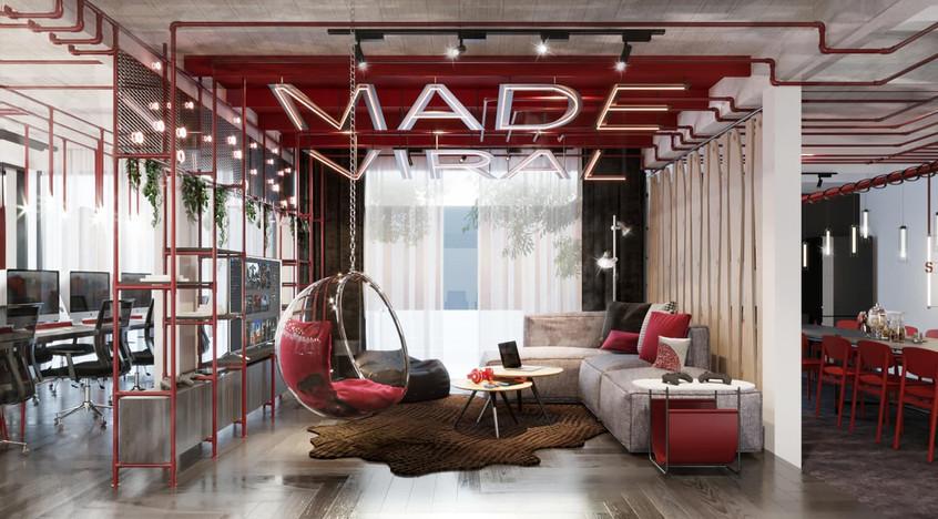 Madeviral New HQ