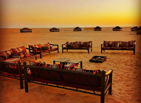 TRIP TO MUQHSHIN AND A MARRIAGE PROPOSAL IN THE DESERT OF #OMAN