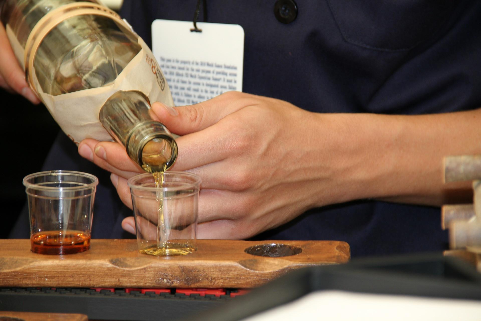 Guided Spirit Tasting