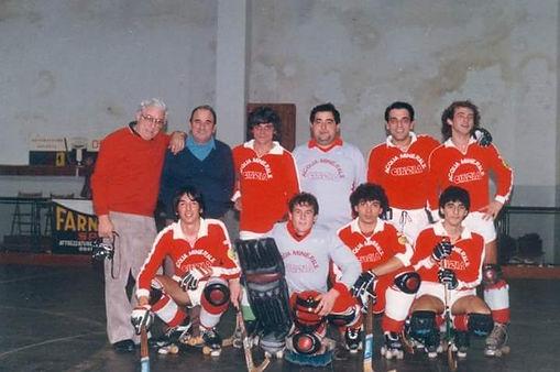Trotta Daniele Hockey a rotelle