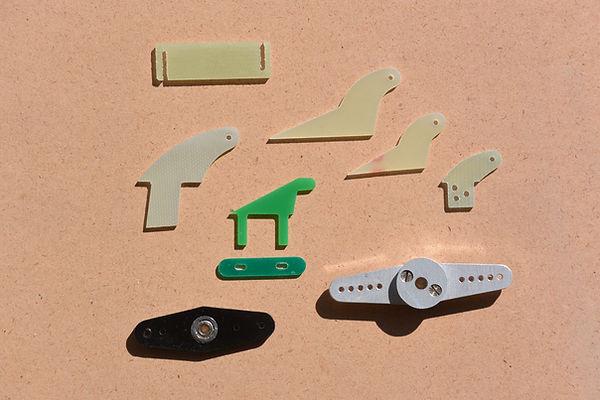 Accessori aeromodelli