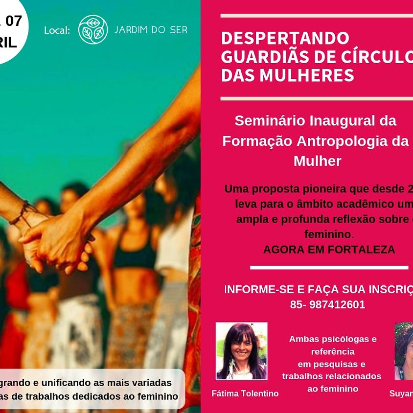 DESPERTANDO GUARDIÃS DE CÍRCULO DAS MULHERES