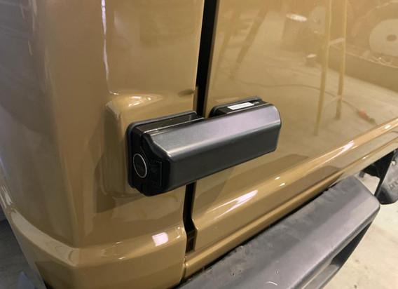 Mercedes Varo 814D 4X4