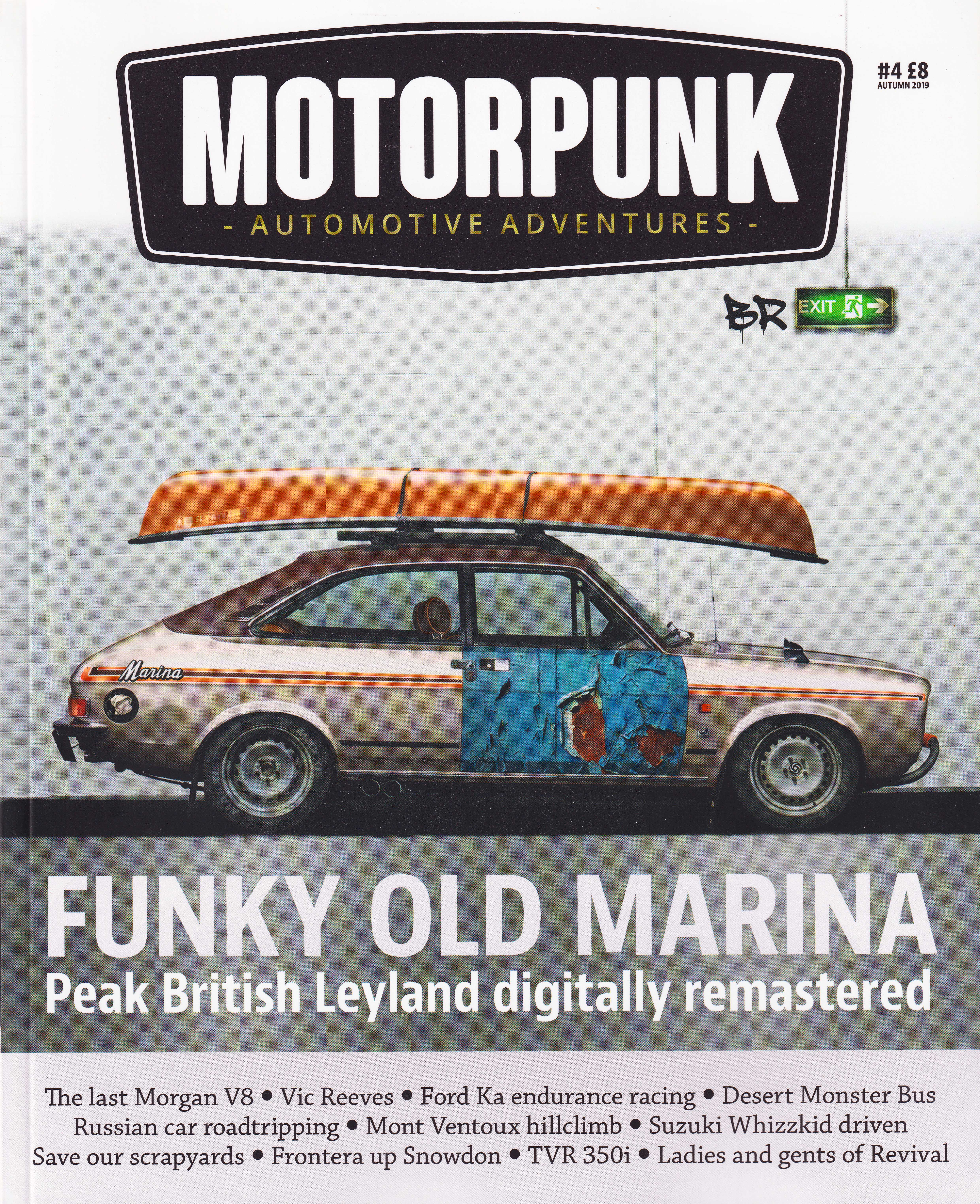 mp4 funky old marina