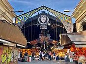 The oldest market in Barcelona - La Boqu