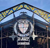 The most popular market in Barcelona - L