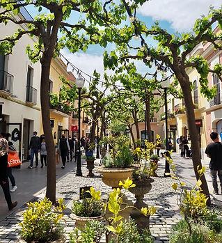 Designer outlet shopping near Barcelona at La Roca Village.JPG