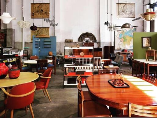 Best antique and vintage furniture shops in Barcelona