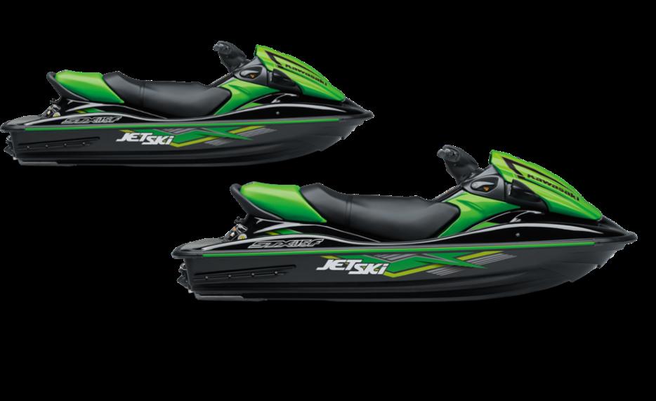 Kawasaki STX 15F