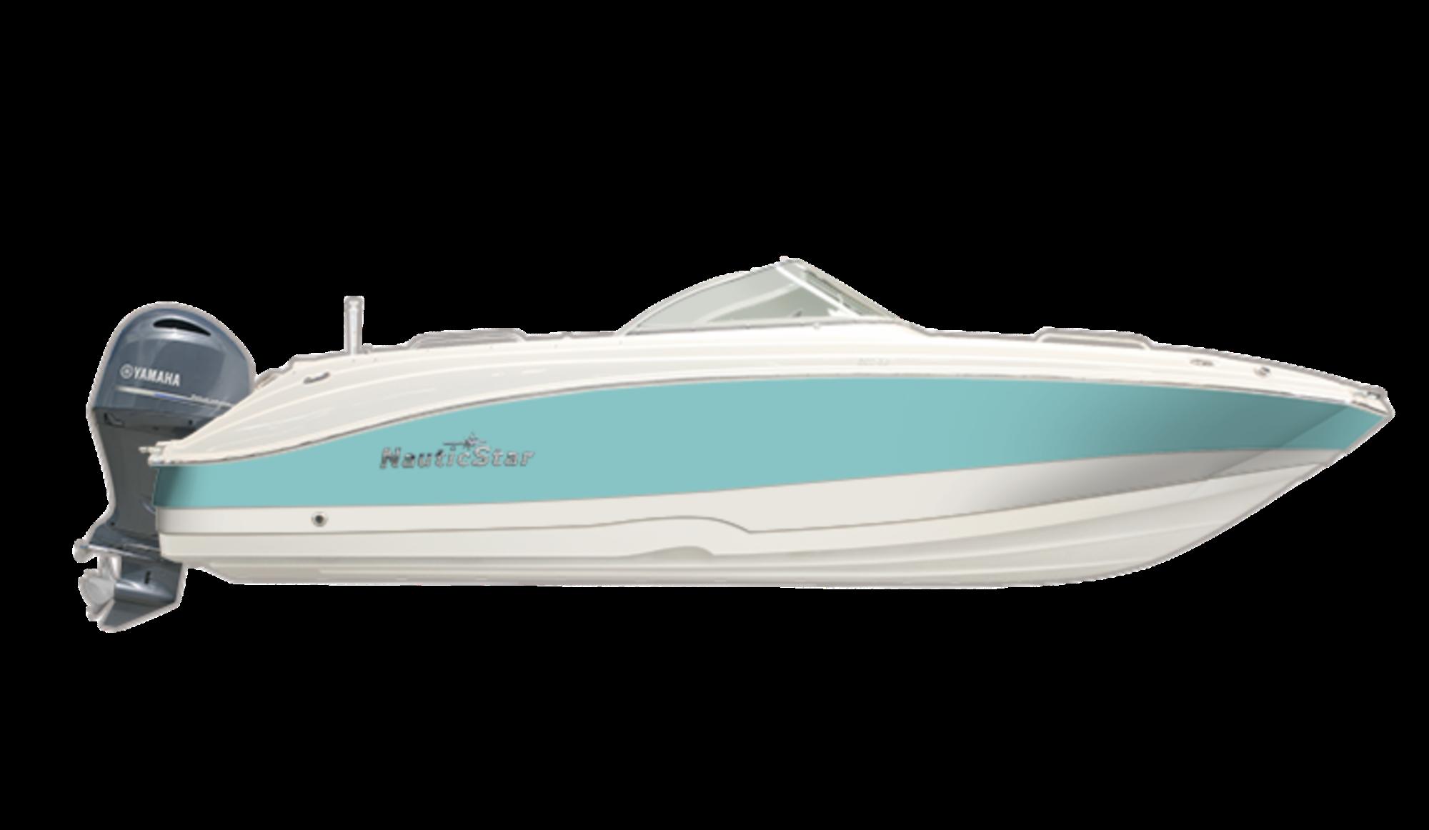 NauticStar 223DC