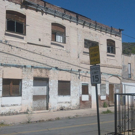 Abandoned since 1983