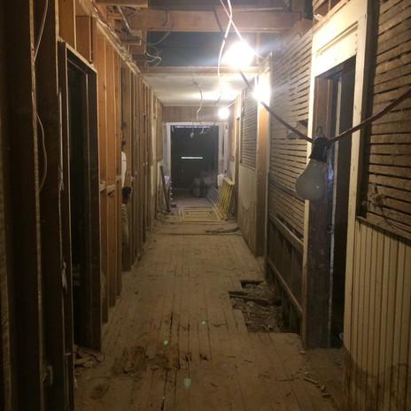 First Floor - Hornet Alley