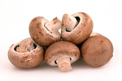Organic Chestnut Mushrooms (250g) (The Netherlands)
