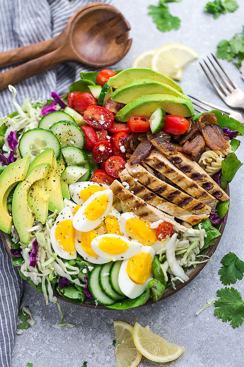 Fresh Salad Box