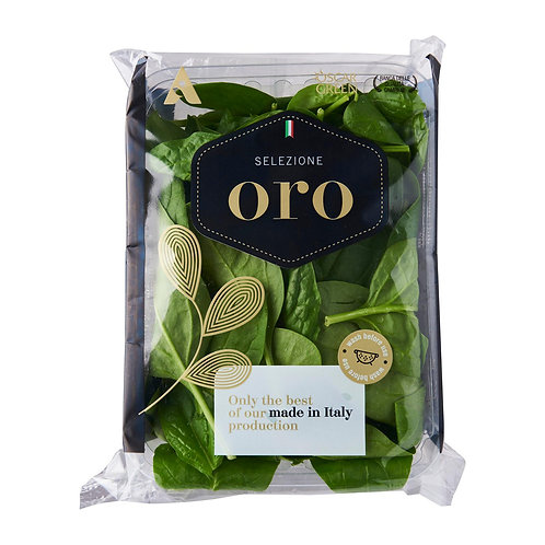 Selezione Oro Baby Leaves Spinach (Italy)