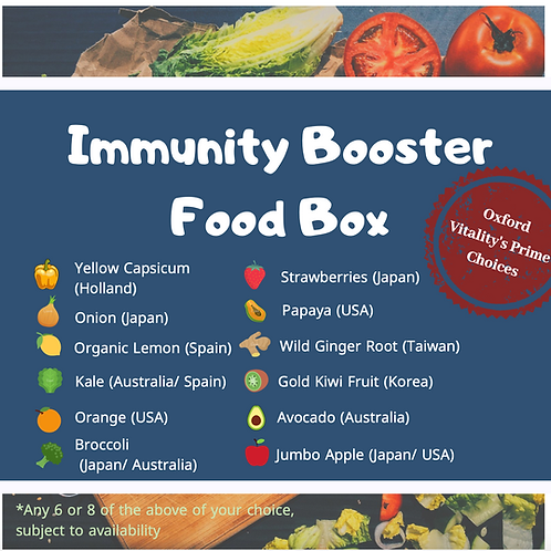 Immunity Booster Food Box (Big)