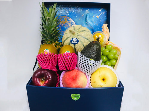 Deluxe Mid-Autumn Fruit Hamper